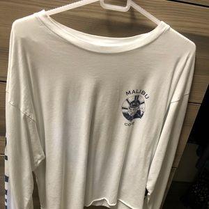 Long sleeve t-shirt cute design